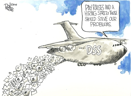 DSS Responce