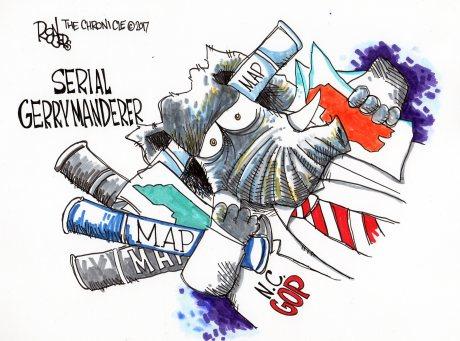 GOP Gerrymanderer