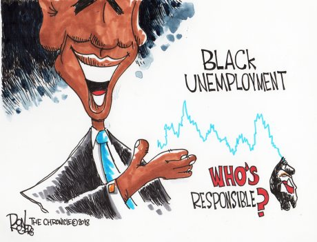 Black jobless rate